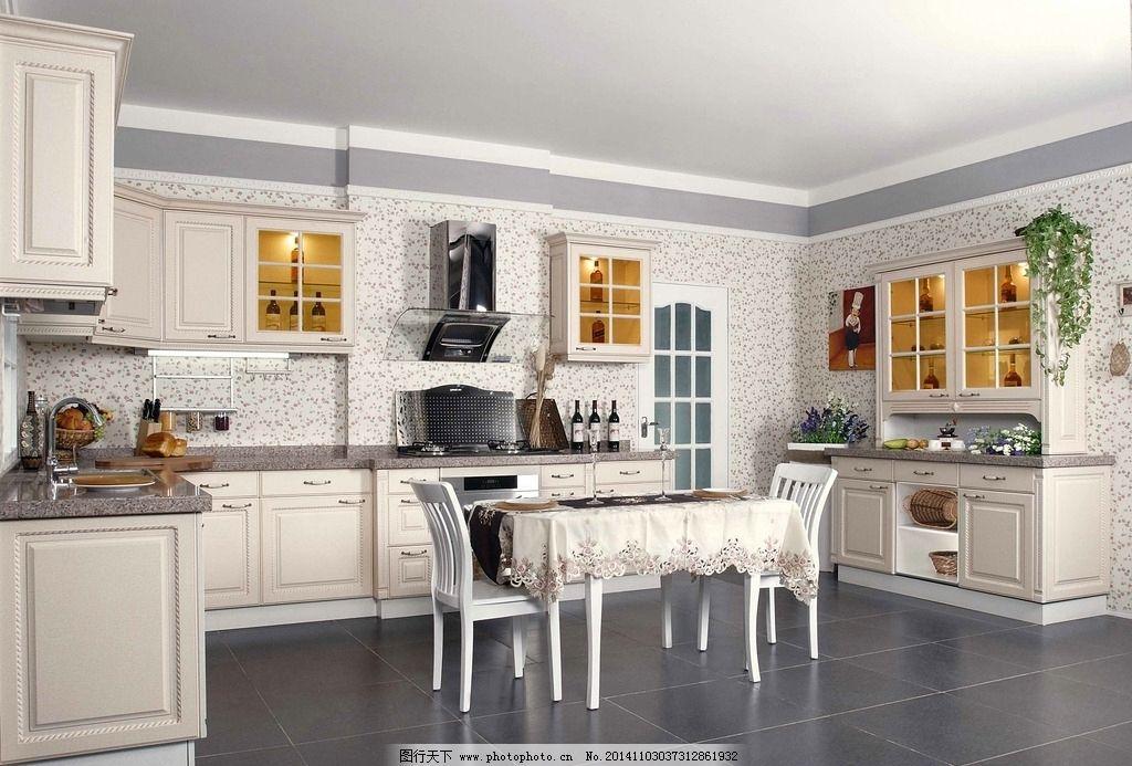 家居生活  厨房装修装潢 豪华厨房 厨房 厨房设计 厨房装修 欧式厨房图片