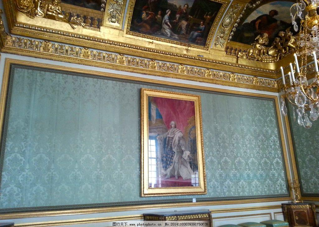 画框 壁画 油画 欧式装饰 欧式 室内装饰 欧式装修 摄影 建筑园林图片