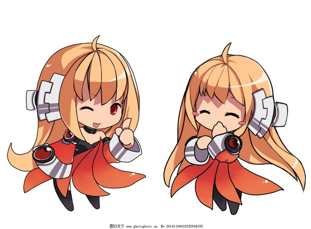 橙光 卡通 可爱 游戏 橙娘 动漫 动画 动漫人物 设计 png 设计 动漫动