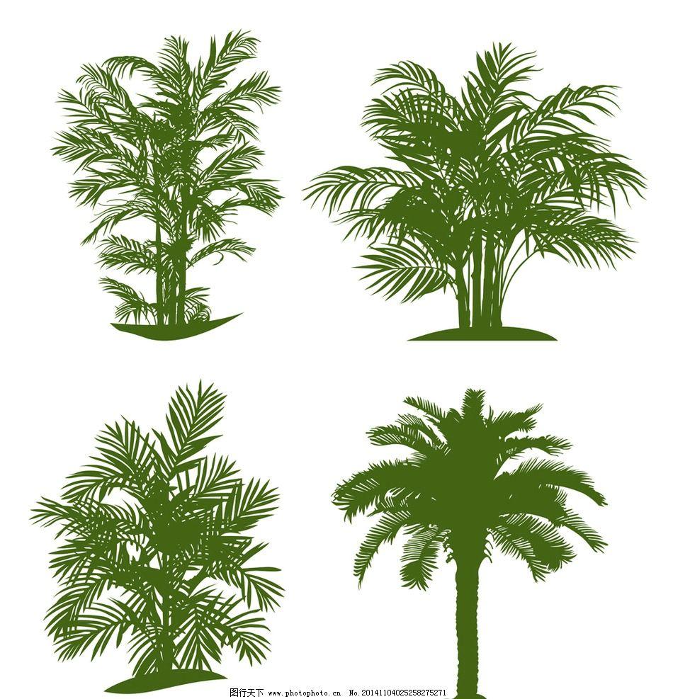 树木贴图 植物 生物世界