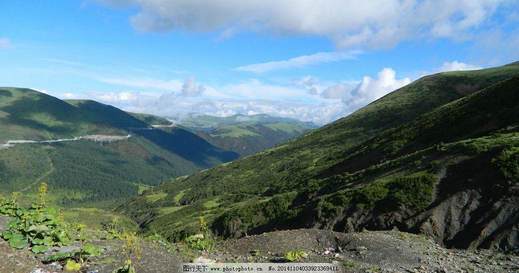西藏风景图图片