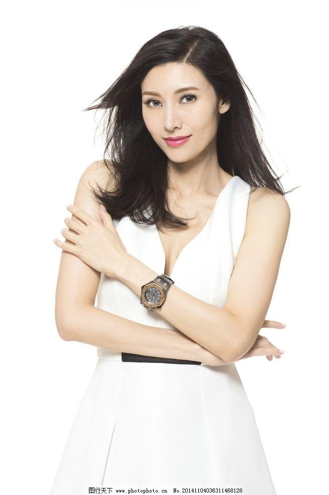 李嘉欣 港姐 性感 美女 模特 时尚 美腿 明星 漂亮 手表 摄影 人物图片