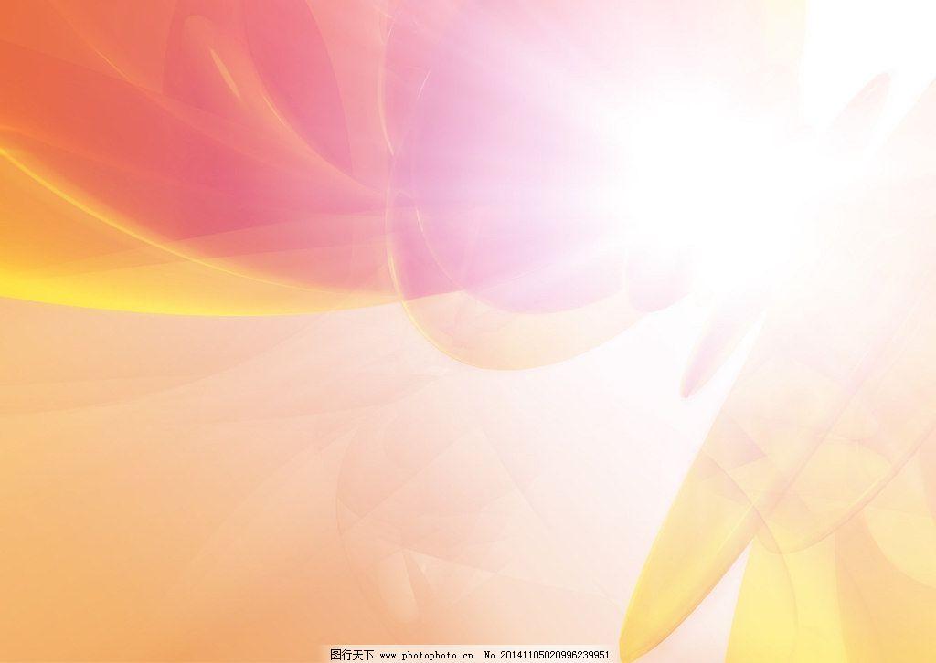 红黄白背景免费下载 背景 高光 渐变 渐变 高光 背景 图片素材 背景图