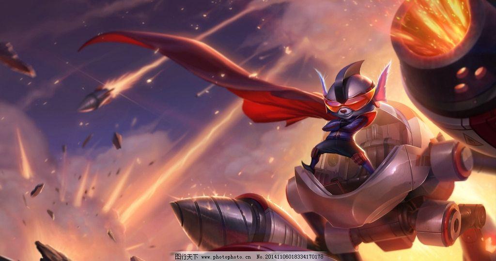 英雄联盟 手绘 角色 插图 游戏壁纸 英雄联盟 设计 动漫动画 动漫人物