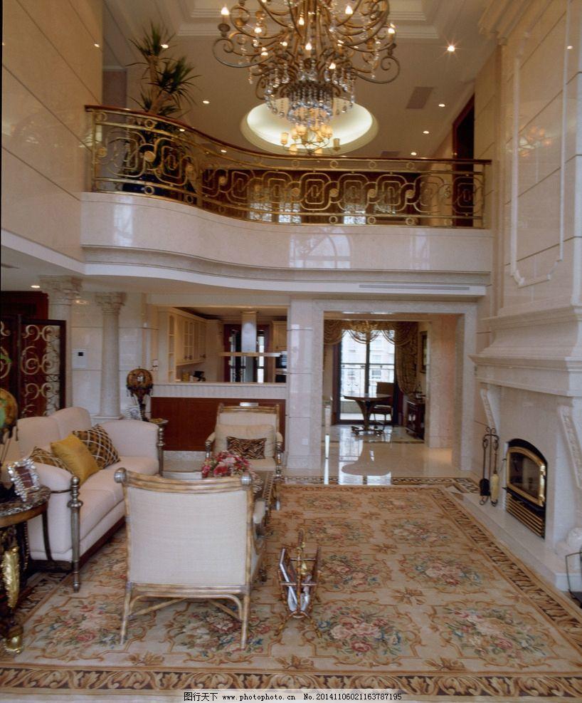 复式客厅 室内设计 室内 环境设计 设计 300dpi jpg 家居生活(新)
