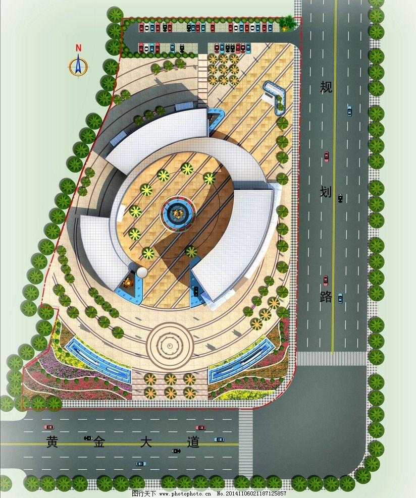 平面规划图 平面图 园艺 园林 园林效果图 建筑平面图 景观平面图