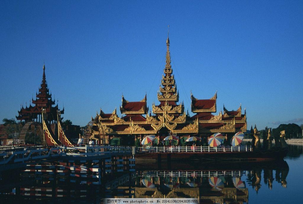 东南亚建筑图片