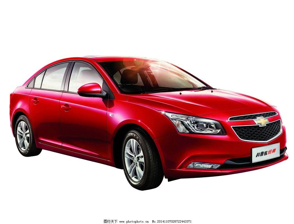 经典科鲁兹 车型 红色 阳光 雪佛兰