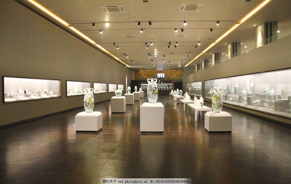 陶瓷 摄影 艺术品 博物馆 展览馆 手绘陶瓷 陶瓷艺术 瓷器 展厅 名家
