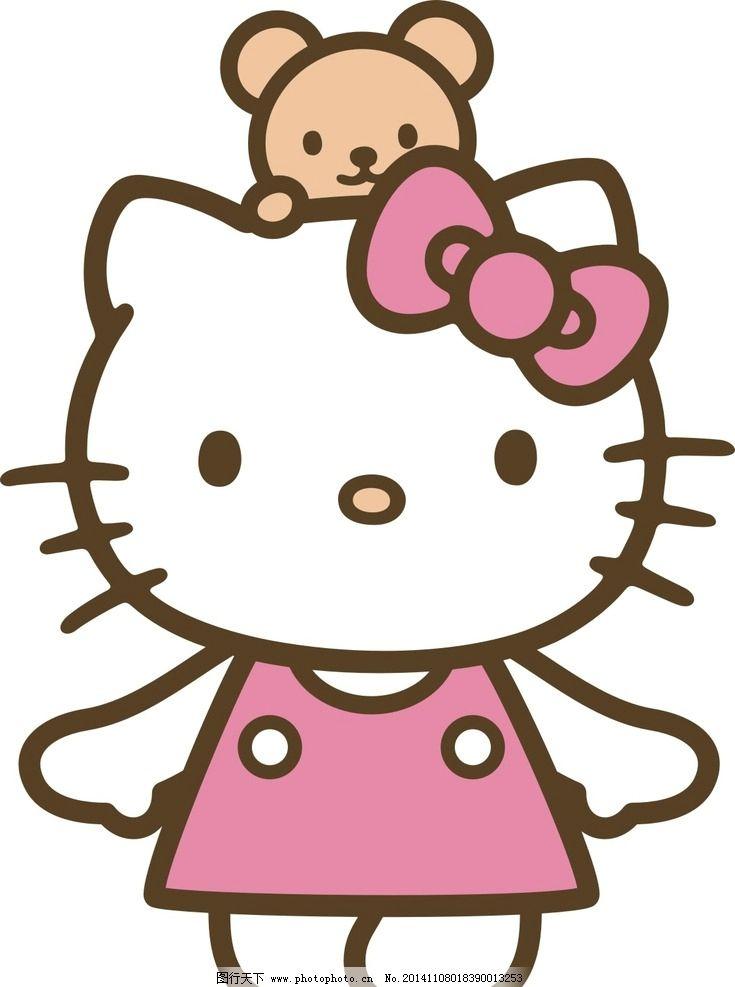 米奇 hello kitty 维尼 迪士尼 卡通 动漫 跳跳虎 唐老鸭 猫猫 孩子图片