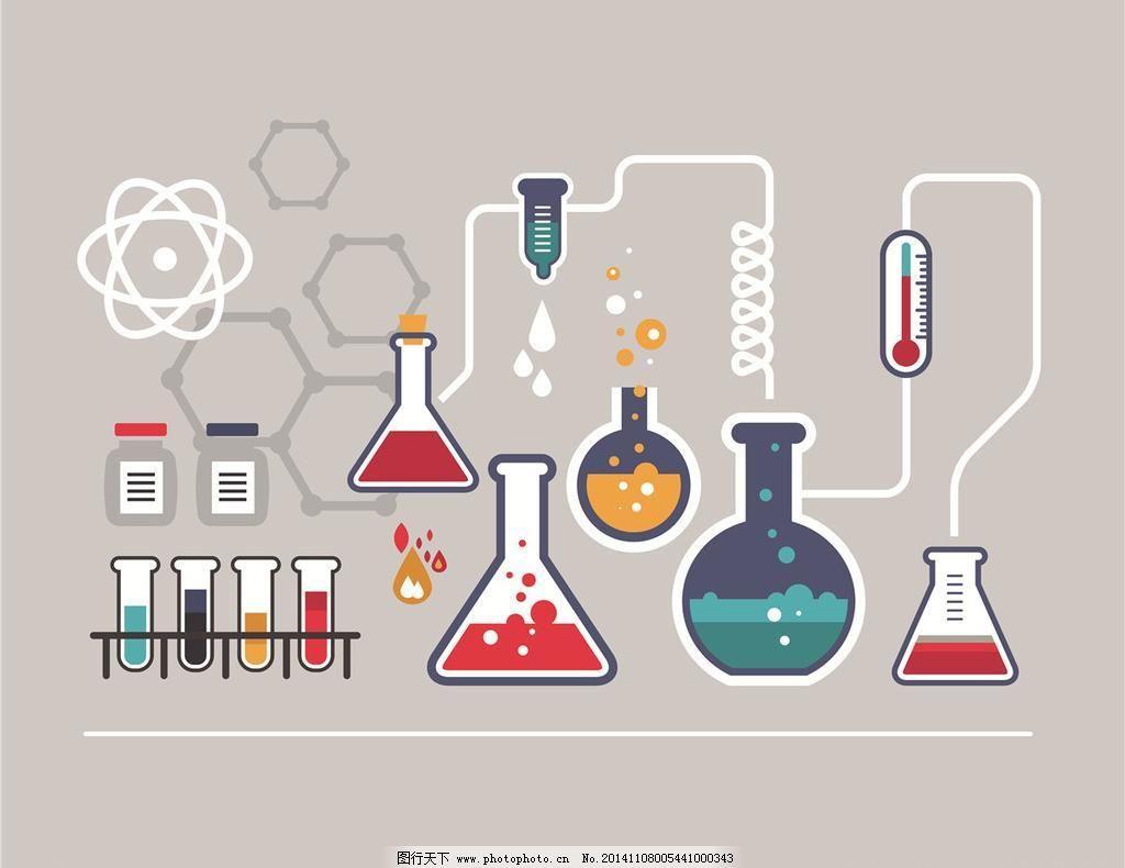 广告设计 化学实验 卡通设计 科学技术 科学实验 设计 化学实验 化学