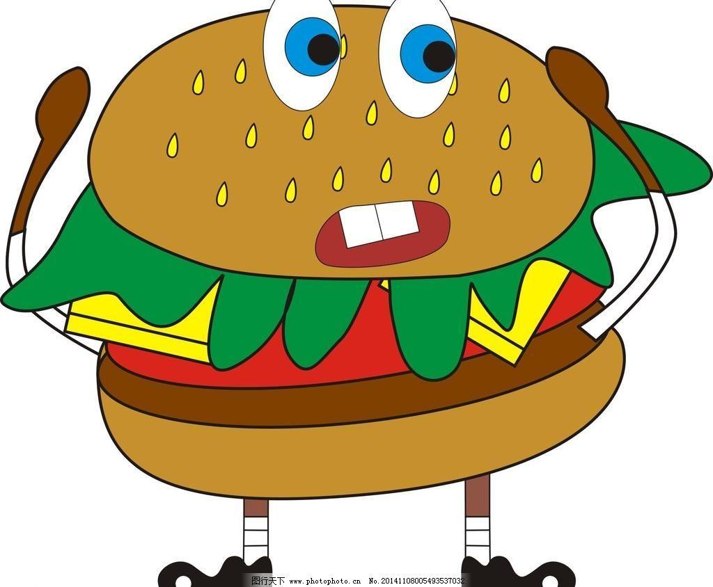 cdr 吃货 动漫 动漫人物 搞笑 广告设计 卡通人物 卡通设计 可爱 设计