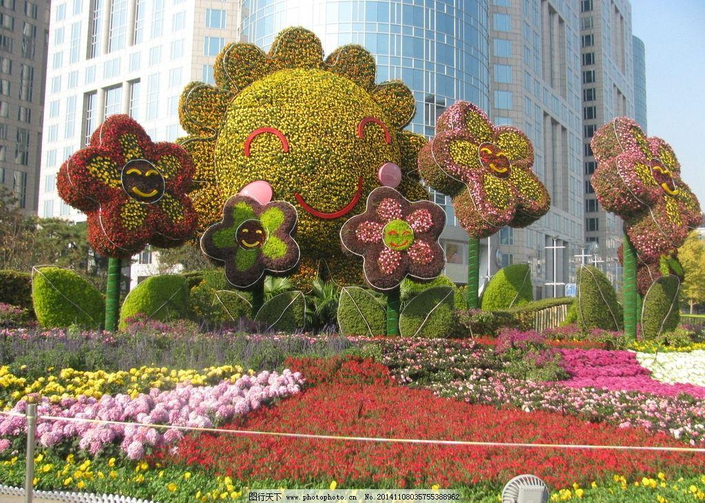 花坛手绘快题设计
