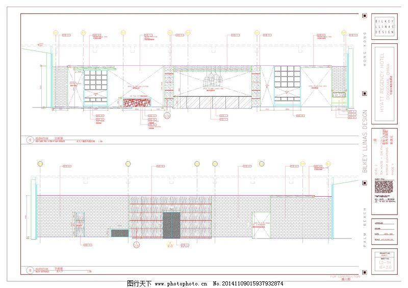 cad设计图 茶室室内立面cad素材 cad效果图 茶室室内立面cad图纸 建筑