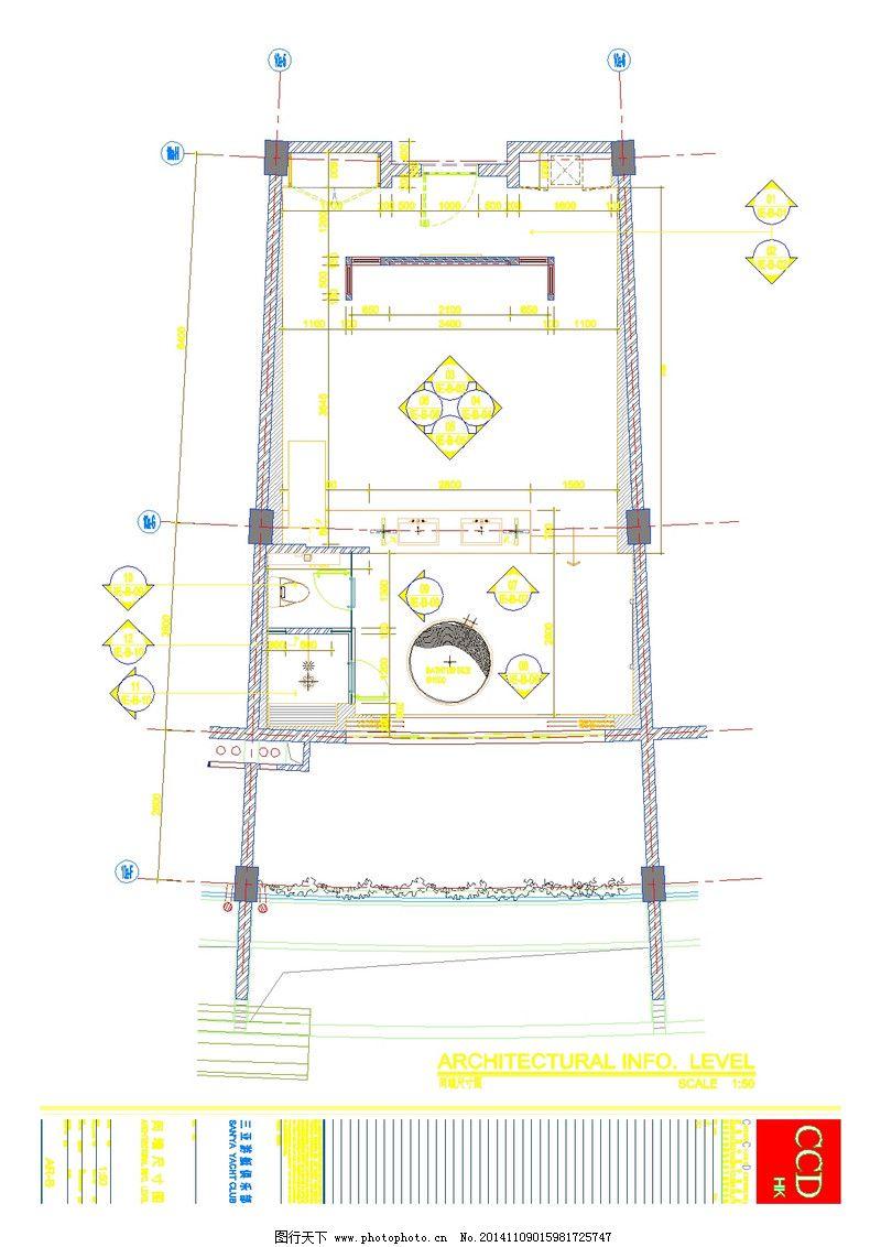 cad效果图 建筑素材 图纸下载 住宅平面图 cad设计图 住宅平面cad素材