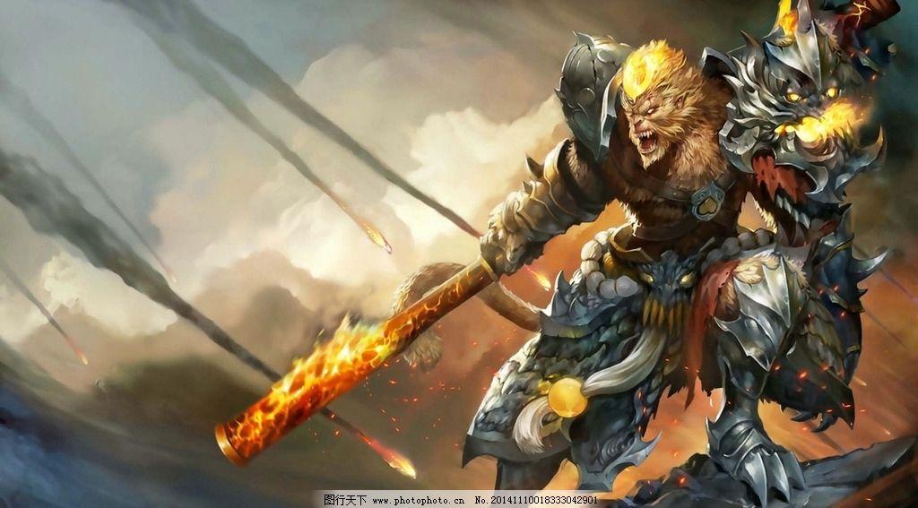 英雄联盟 人物 英雄皮肤 原画 手绘 角色 插图 游戏壁纸 动漫动画