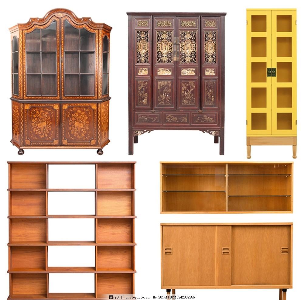 木柜素材 欧式家具 欧式木柜 欧式古典风格 矮柜 实木家具 现代家具