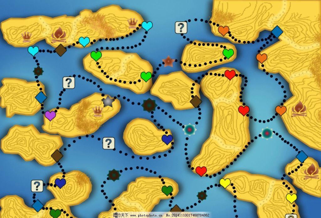 游戏地图图片