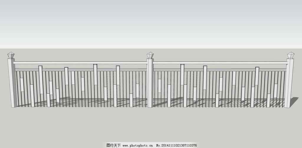 围栏制作图片