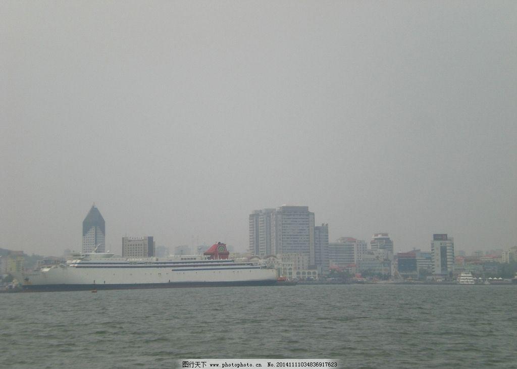 青岛沿海风景图片