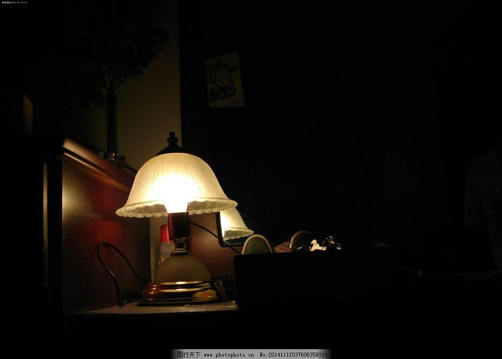 欧式台灯图片
