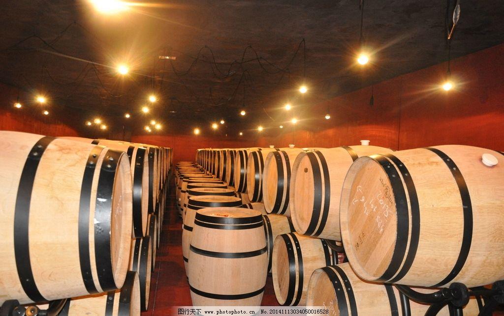 橡木桶 酒桶 红酒桶 木制酒桶