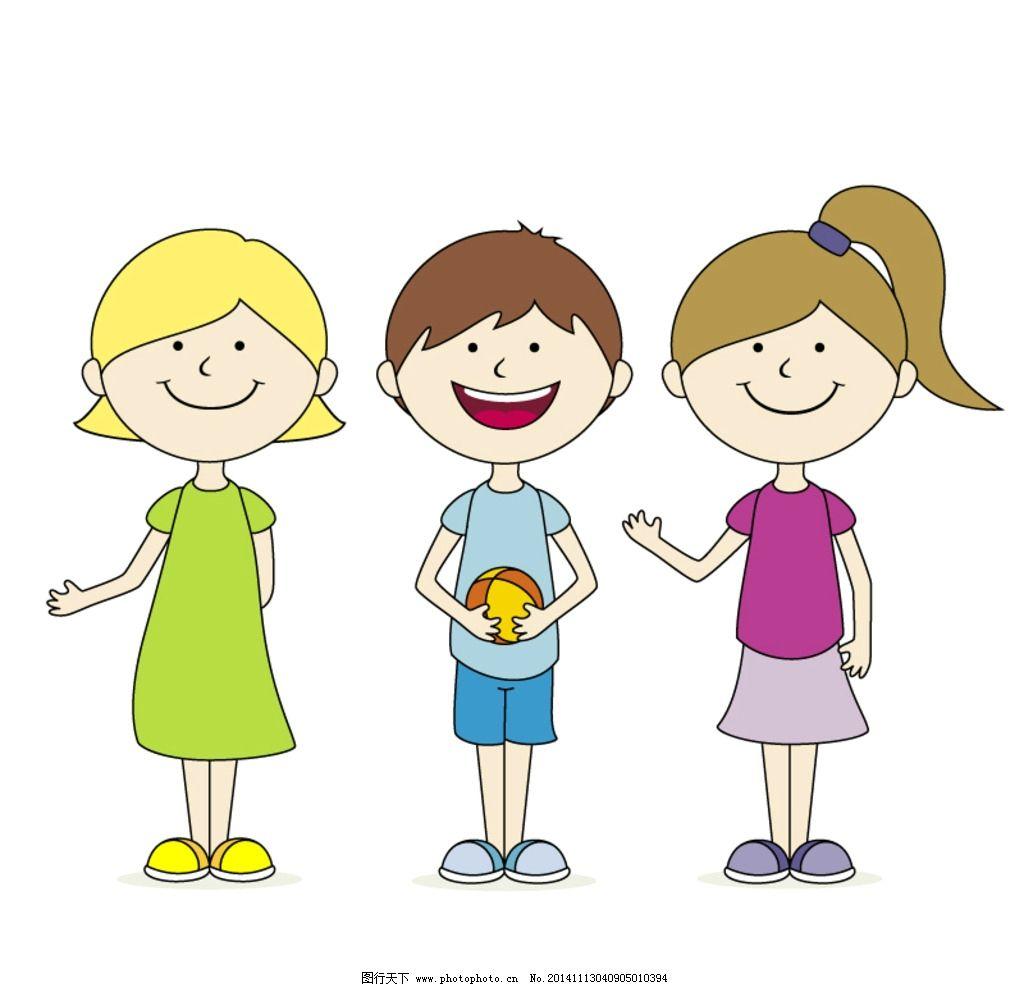 伊秀生活小常识 矢量儿童卡通人物图片 474x1024 - 54kb - jpeg 漫画