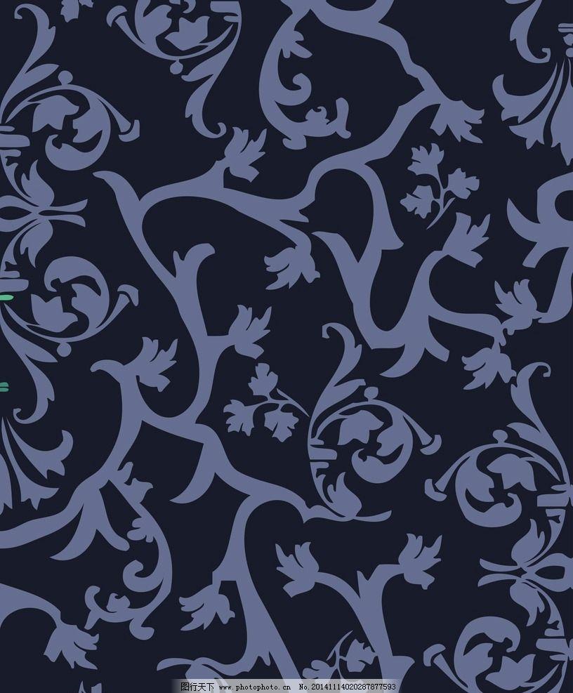 花型设计 底纹背景 花纹背景 欧式花纹 欧式边框 欧式花边 复古花纹