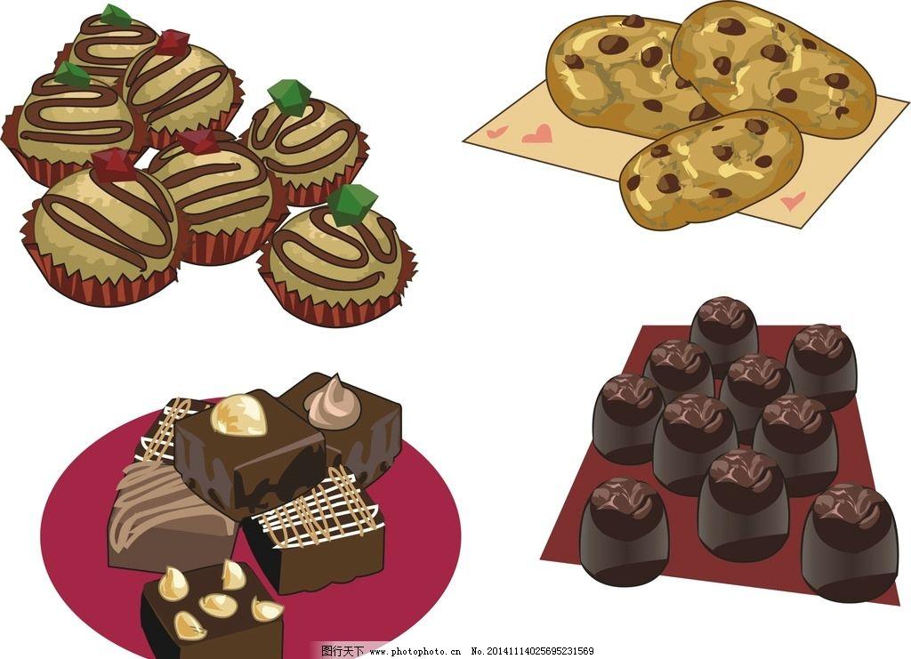 可爱手绘甜品图片大全
