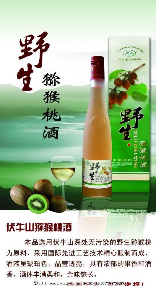 40dpi psd 广告设计 果酒 酒 猕猴桃 设计 水果 招贴设计 猕猴桃酒 酒