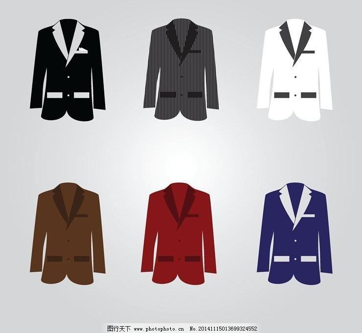 抽象背景 抽象设计 服装设计 广告设计 卡通背景 卡通设计 礼服 西装
