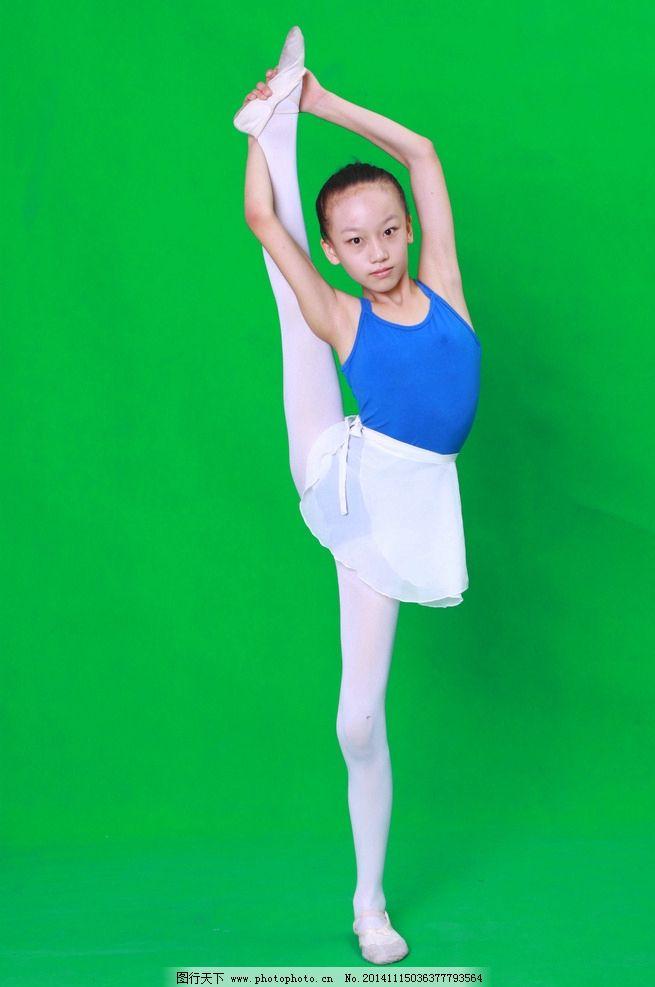 舞蹈女孩图片