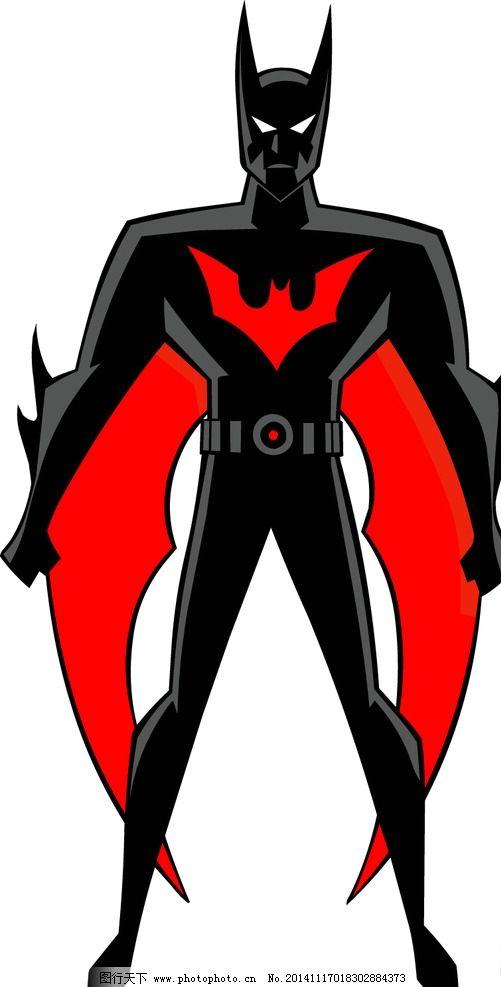 蝙蝠侠卡通图集图片