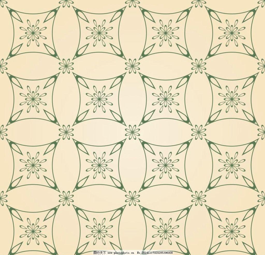 精美底纹素材 花边花纹 古典花纹 欧式底纹 中国风底纹 矢量底纹