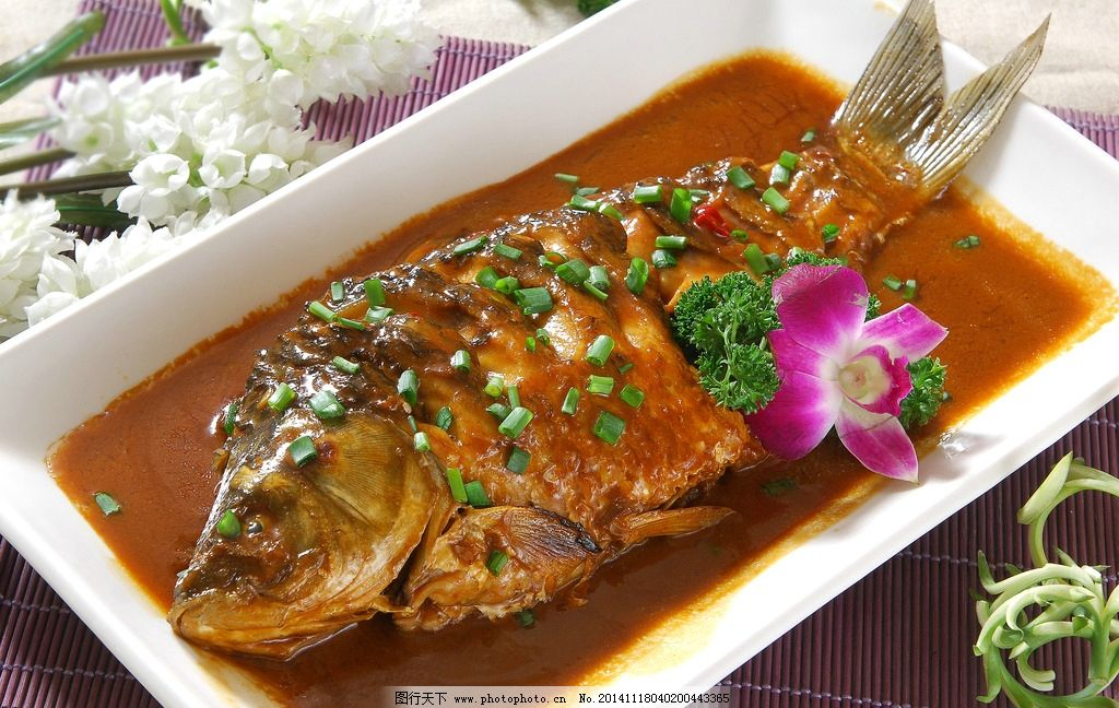 千岛湖鲫鱼图片