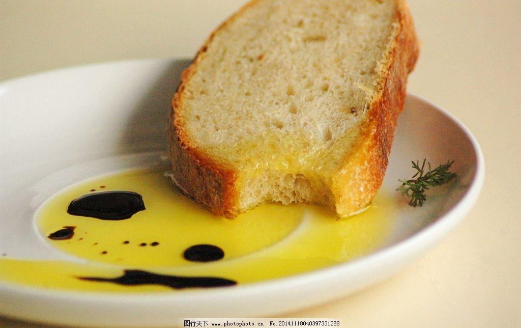 欧式面包切片图片