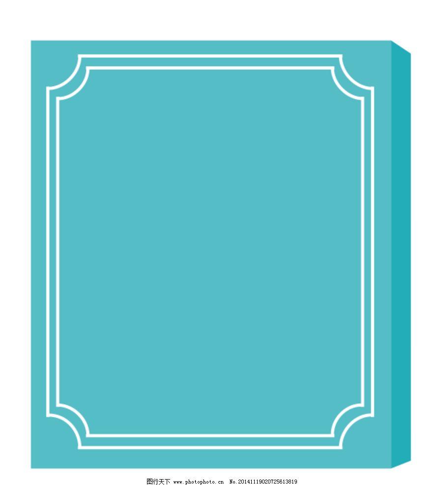 立体照片墙图片_移门图案_底纹边框_图行天下图库图片