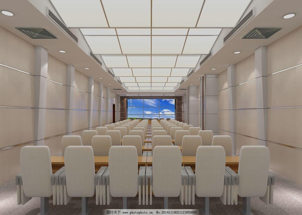 公安局 电子电话 会议室        吊顶设计 工装 设计 3d设计 3d作品 3