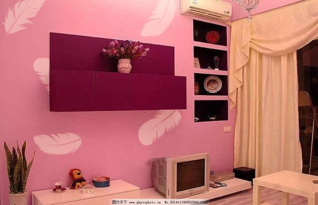 墙画手绘墙面墙艺壁纸