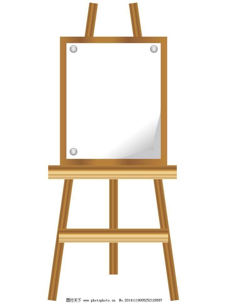 素描画板免费下载 ai 底纹边框 画 画板 设计 设计素材 素材 素描画板