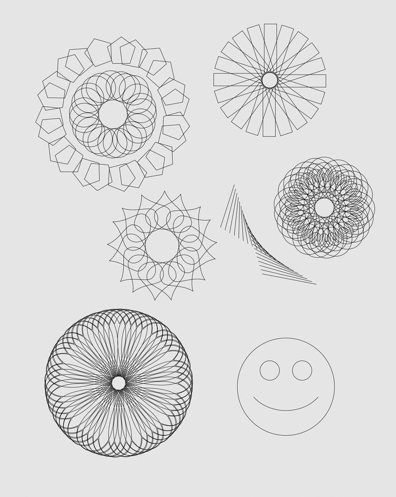 cdr 底纹边框 花纹 设计 笑脸 圈 方 花纹 笑脸 设计 底纹边框 其他