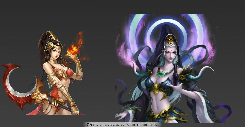 游戏 游戏原画 原画 游戏人物 武侠 玄幻 动漫人物 武将 西游记 设计