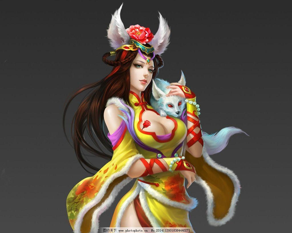 西游记图片,游戏 游戏原画 游戏人物 武侠 玄幻 武将