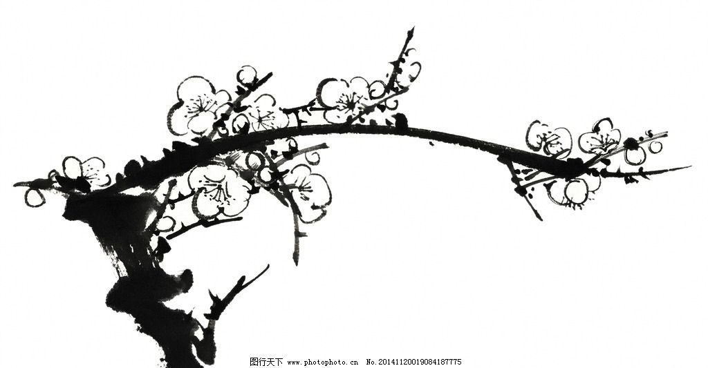 传统 文化 图画 工笔画 中国风 唯美 清新 意境 艺术 画 国画 水墨 水