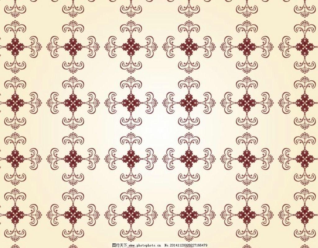 传统花纹素材 花边花纹 古典花纹 欧式底纹 中国风底纹 矢量底纹