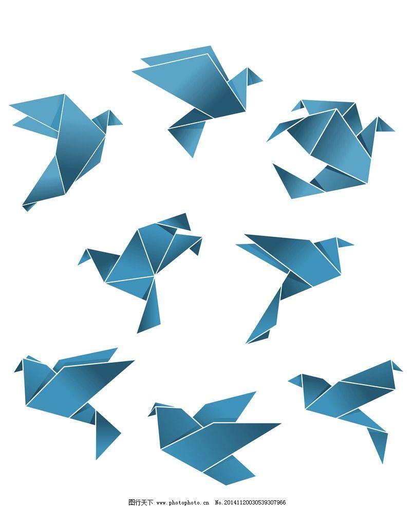折纸艺术图片