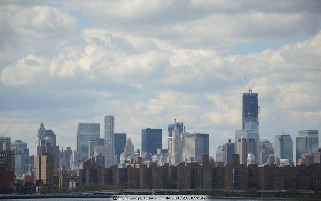 世界城市 高楼大厦