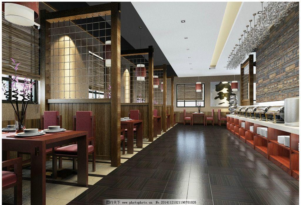 自助餐厅 酒店 生态园        装修风格 江南情调 餐厅 用餐 浪漫