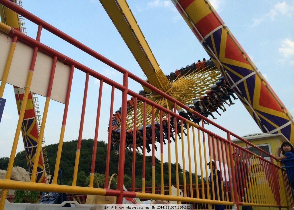 游乐园 无锡游乐园 游乐场 游乐设施 室外游乐园 游乐园风景 大型游乐