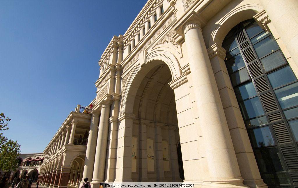 欧式建筑外墙浮雕